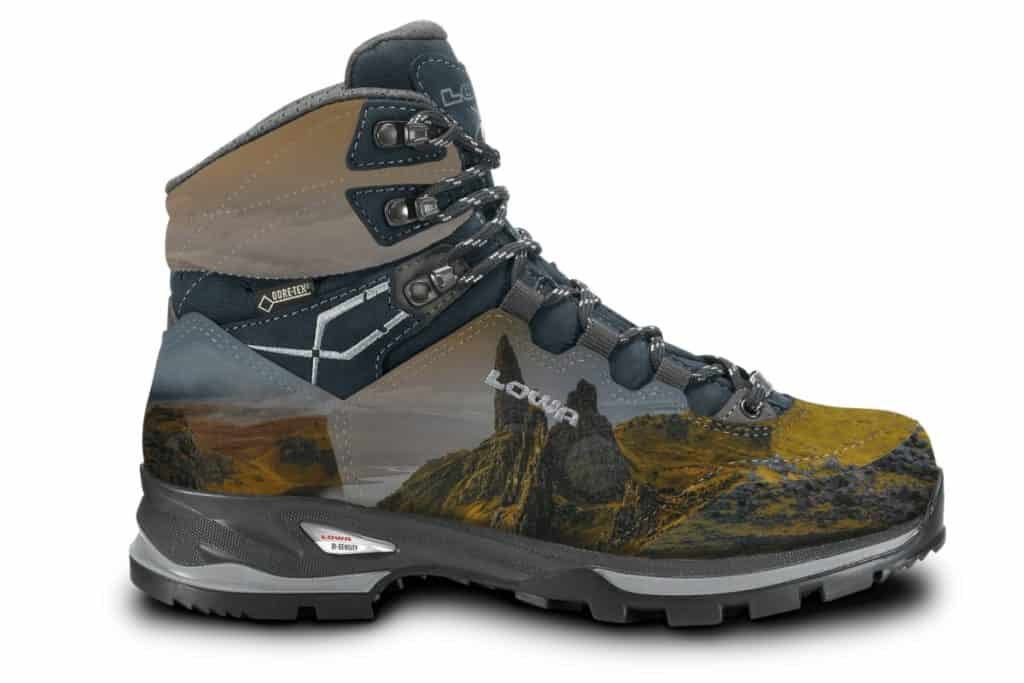 Mountaineering and Backpacking Boots
