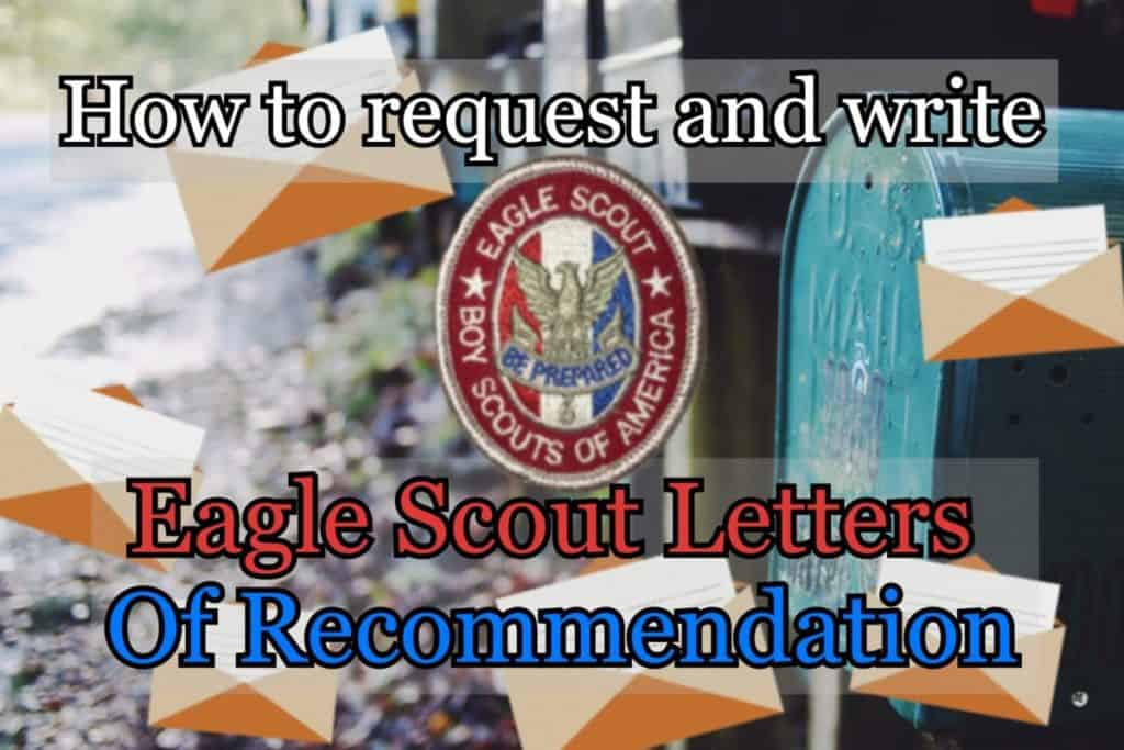 eagle scout recommendation letters  everything to know in 2020